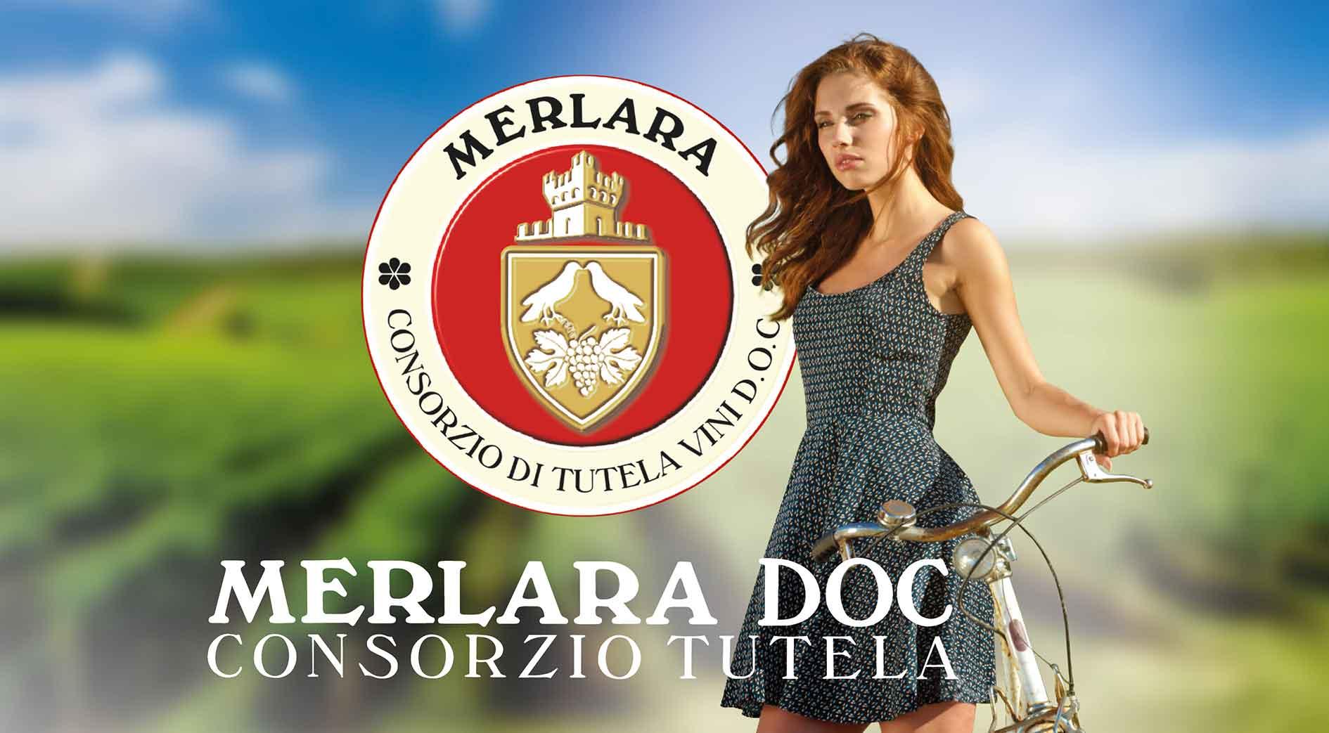 Vini Merlara DOC strada del vino