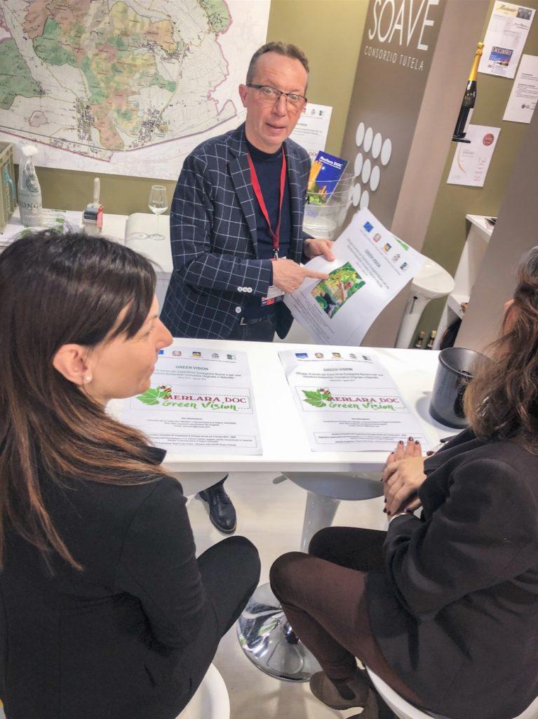 Conferenza Merlara Green Vision ProWein